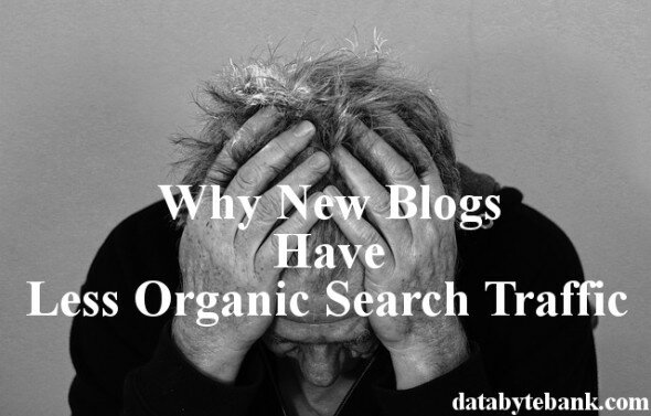 Why New Websites/Blogs Don't Get Much Organic Search Traffic?